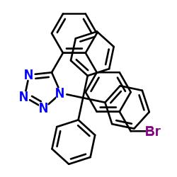 N-(Triphenylmethyl)-5-(4-Bromomethylbiphenyl-2-yl-)Tetrazole