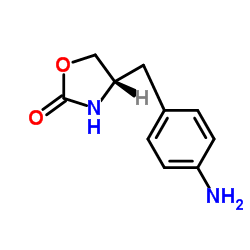 (S)-4-(4-Aminobenzyl)-2(1H)-oxazolidinone