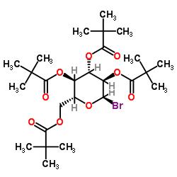 2,3,4,6-Tetra-O-pivaloyl-alpha-D-glucopyranosyl bromide