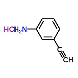 3-ethynylaniline,hydrochloride