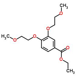 3,4-ビス(2-メトキシエトキシ)安息香酸エチル