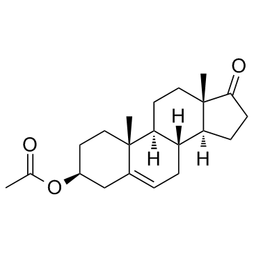 Dehydroisoandrosterone 3-acetate