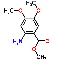 Methyl 2-amino-4,5-dimethoxybenzoate