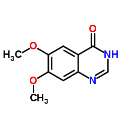 6,7-Dimethoxy-3,4-dihydroquinazoline-4-one