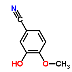 3-Hydroxy-4-methoxybenzonitrile