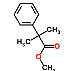 2-メチル-2-フェニルプロパン酸メチル