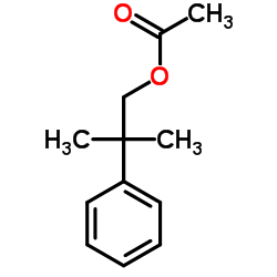 (2-methyl-2-phenylpropyl) acetate