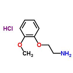 2-(2-Methoxyphenoxy)Ethylamine Hydrochloride Hydrate