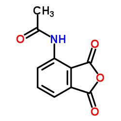 N-(1,3-ジヒドロ-1,3-ジオキソイソベンゾフラン-4-イル)アセトアミド