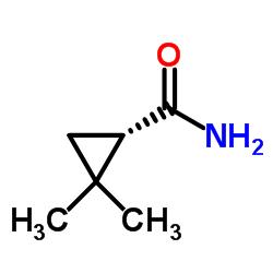 (S)-(+)-2,2-ジメチルシクロプロパンカルボキサミド