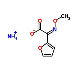 (Z)-2-Methoxyimino-2-(Fur-2-yl)-Aceticacid Ammonium Salt