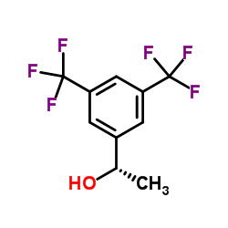 (1S)-1-[3,5-bis(trifluoromethyl)phenyl]ethanol