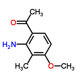 1-(2-amino-4-methoxy-3-methylphenyl)ethanone