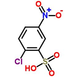 2-Chloro-5-nitrobenzenesulfonic acid