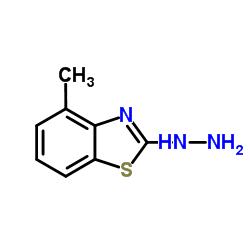 4-Methyl-2-benzothiazolehydrazine