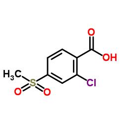 2-Chloro-4-(Methylsulfonyl)Benzoic Acid