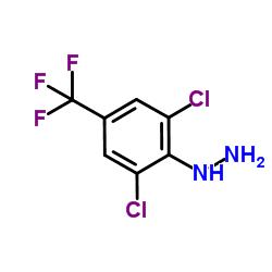 2,6-Dichloro-4-(trifluoromethyl)phenylhydrazine