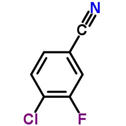 4-クロロ-3-フルオロベンゾニトリル