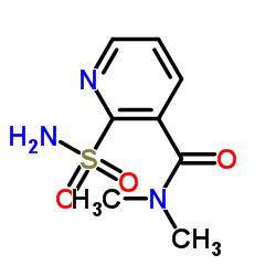 2-Aminosulfonyl-N,N-Dimethylnicotinamide