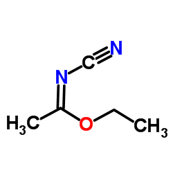 エチル(1E)-N-シアノエタンイミデート