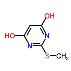 2-Methylthio-4,6-pyrimidinedione