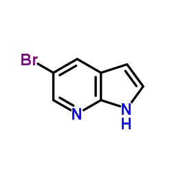 5-ブロモ-7-アザインドール