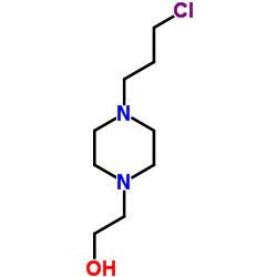 4-(3-CHLOROPROPYL)-1-PIPERAZINE ETHANOL