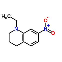 1-Ethyl-7-nitro-1,2,3,4-tetrahydroquinoline