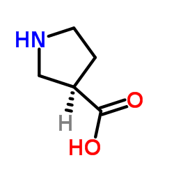 (R)-(-)-Pyrrolidine-3-carboxylic Acid