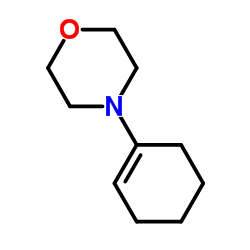 4-(1-Cyclohexen-1-yl)morpholine