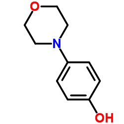 4-morpholin-4-ylphenol