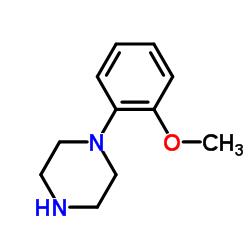 1-(2-Methoxyphenyl)piperazine