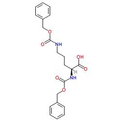 (S)-2,5-Bis(((benzyloxy)carbonyl)-amino)pentanoic acid