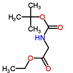 N-Boc-glycine Ethyl Ester