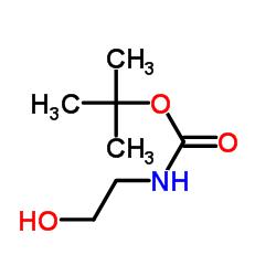 TERT-BUTYL N-(2-HYDROXYETHYL)CARBAMATE
