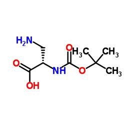 N(Alpha)-Boc-L-2,3-Diaminopropionic Acid
