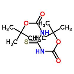 tert-butyl N-[(2-methylpropan-2-yl)oxycarbonylcarbamothioyl]carbamate