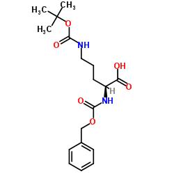 Z-Ndelta-Boc-L-ornithine