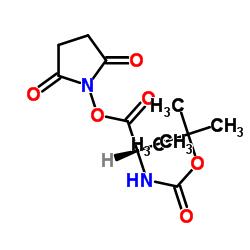 BOC-ALANINE-1-HYDROXYSUCCINIMIDE ESTER