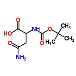Nα-t-butoxycarbonyl-L-asparagine