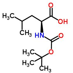 N(α)-t-ブトキシカルボニル-L-ロイシン