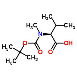 N-(tert-Butoxycarbonyl)-N-methyl-L-valine