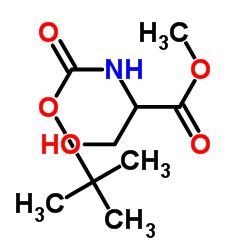N-Boc-DL-serine methyl ester