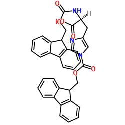 N,N'-Bis(9-Fluorenylmethyloxycarbonyl)-L-Histidine