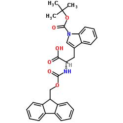 Fmoc-L-Trp(Boc)
