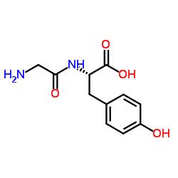 N-グリシル-L-チロシン