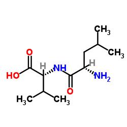 L-Leucyl-D-valine