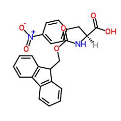 N-Fmoc-4-Nitro-L-Phenylalanine