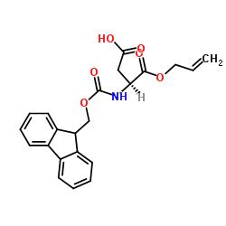 N-α-Fmoc-L-aspartic acid α-allyl ester