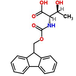 (2S)-2-(9H-fluoren-9-ylmethoxycarbonylamino)-3-hydroxybutanoic acid